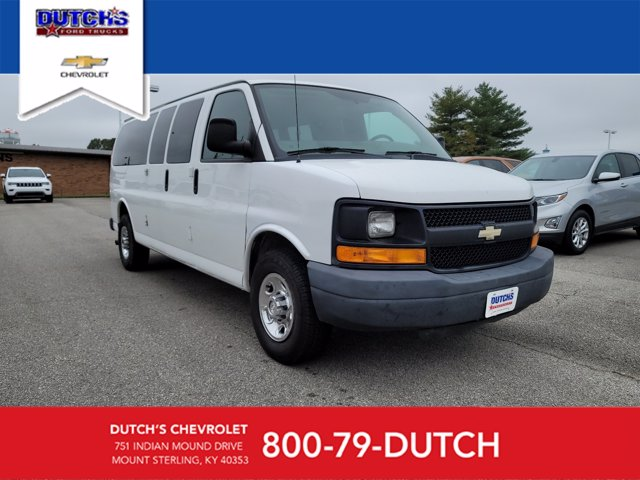 2015 Chevrolet Express 3500 4x2, Passenger Wagon #216892A - photo 1