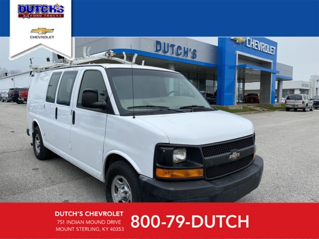 2007 Chevrolet Express 1500 4x2, Upfitted Cargo Van #221038 - photo 1