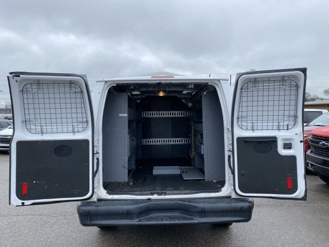 2013 Ford E-250 4x2, Upfitted Cargo Van #A93733 - photo 1