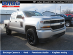 2018 Silverado 1500 Crew Cab 4x4,  Pickup #C1559 - photo 1