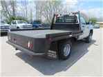 2018 Silverado 3500 Regular Cab 4x4,  Gooseneck Trailer Manufacturing Co. Platform Body #C1587 - photo 1