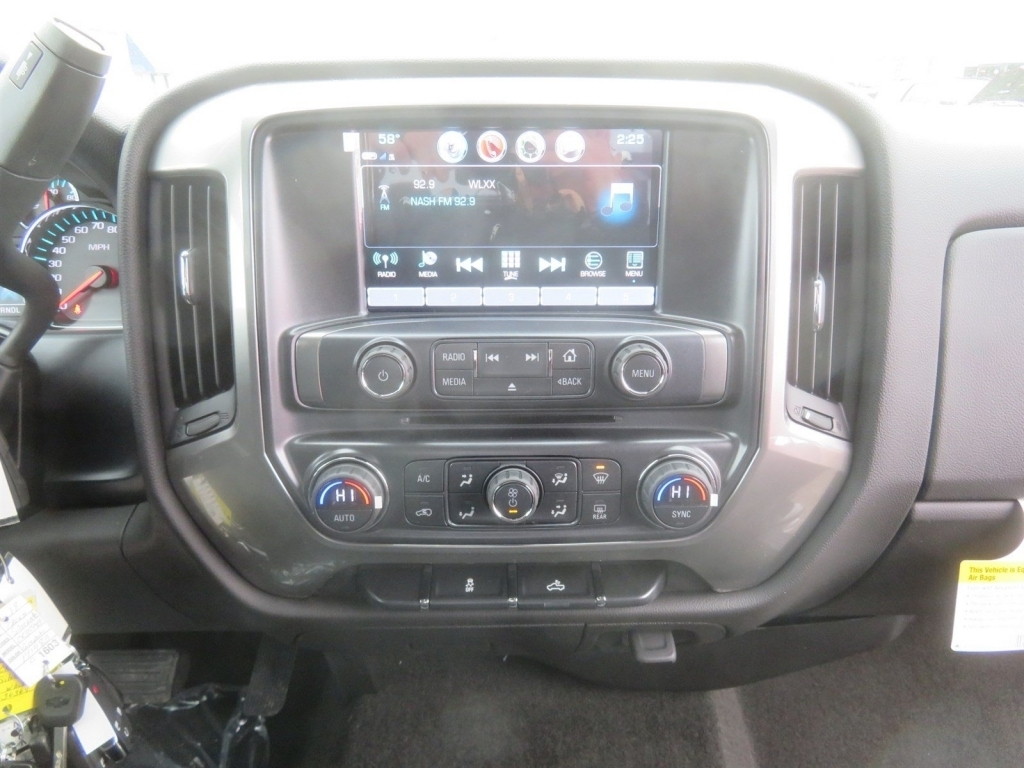 2018 Silverado 1500 Double Cab 4x4,  Pickup #C1604 - photo 10