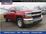 2018 Silverado 1500 Double Cab 4x4,  Pickup #C1604 - photo 1