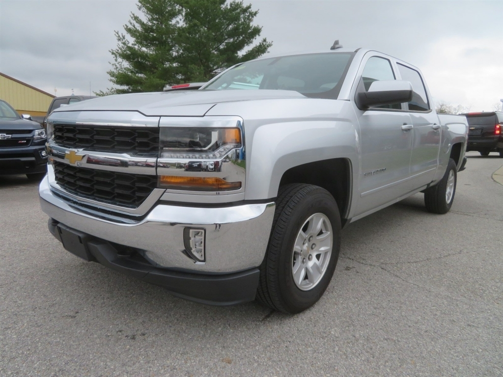 2018 Silverado 1500 Crew Cab 4x4,  Pickup #C1608 - photo 5