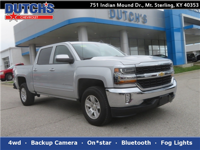 2018 Silverado 1500 Crew Cab 4x4,  Pickup #C1608 - photo 1