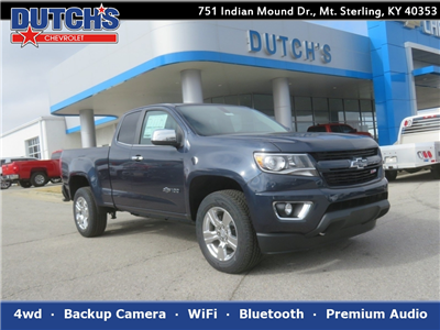 2018 Colorado Extended Cab 4x4,  Pickup #C1636 - photo 1