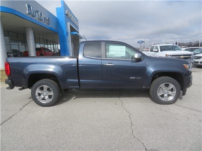 2018 Colorado Extended Cab 4x4,  Pickup #C1636 - photo 3