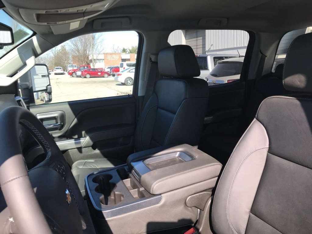 2018 Silverado 3500 Crew Cab 4x4,  CM Truck Beds Platform Body #C1647 - photo 18