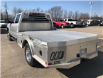2018 Silverado 3500 Crew Cab 4x4,  CM Truck Beds Platform Body #C1647 - photo 1
