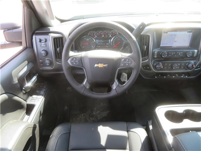 2018 Silverado 3500 Crew Cab 4x4,  CM Truck Beds AL SK Model Platform Body #C1648 - photo 8