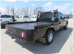 2018 Silverado 3500 Crew Cab 4x4,  Gooseneck Trailer Manufacturing Co. Platform Body #C1673 - photo 1