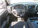 2018 Silverado 3500 Crew Cab 4x4,  Gooseneck Trailer Manufacturing Co. Platform Body #C1673 - photo 8
