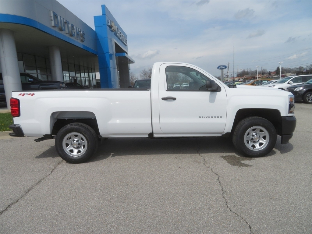2018 Silverado 1500 Regular Cab 4x4,  Pickup #C1707 - photo 3