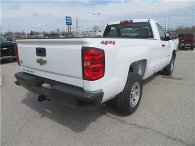 2018 Silverado 1500 Regular Cab 4x4,  Pickup #C1707 - photo 2