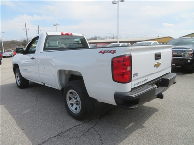 2018 Silverado 1500 Regular Cab 4x4,  Pickup #C1707 - photo 4