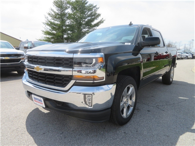 2018 Silverado 1500 Crew Cab 4x4,  Pickup #C1723 - photo 5