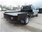 2018 Silverado 3500 Crew Cab 4x4,  Gooseneck Trailer Manufacturing Co. Platform Body #C1736 - photo 1