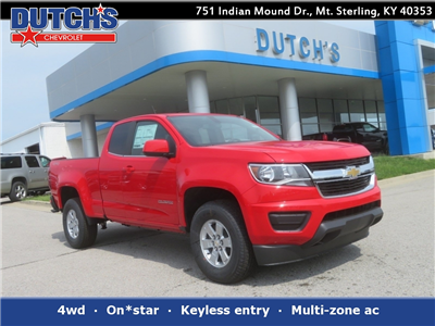 2018 Colorado Extended Cab 4x4,  Pickup #C1762 - photo 1