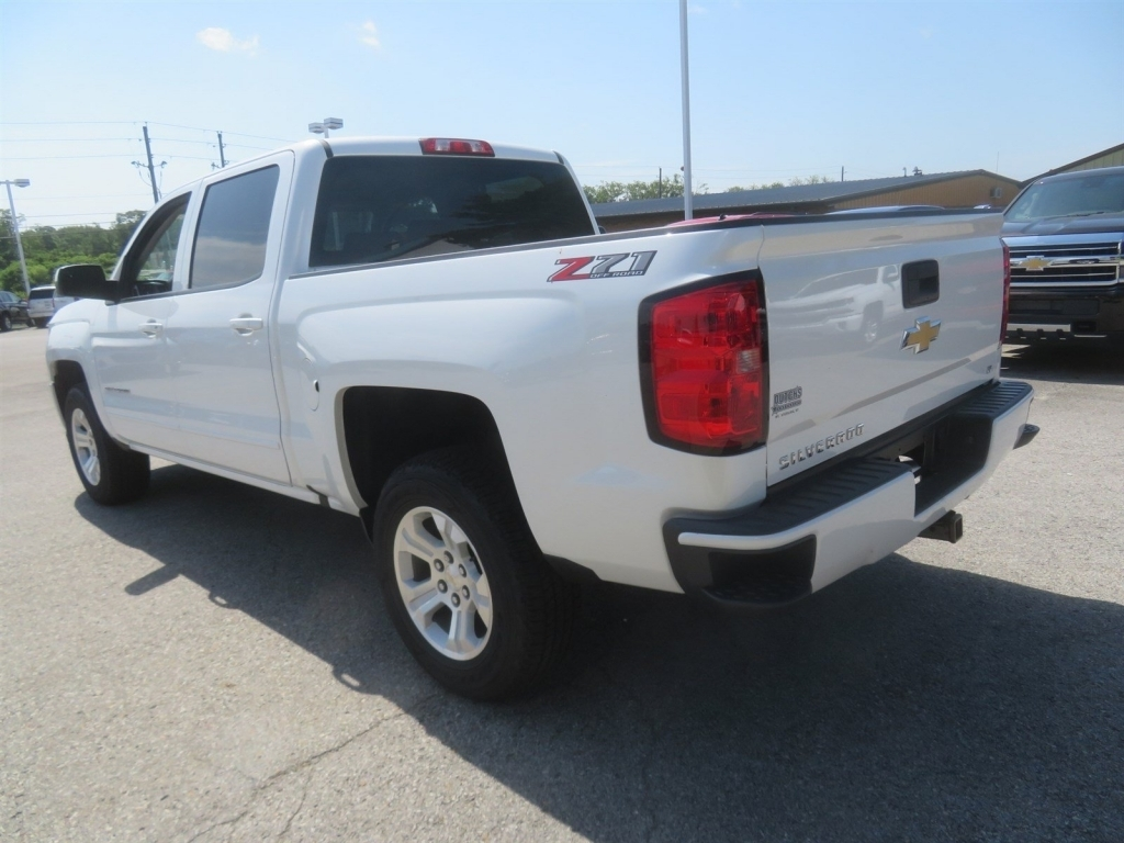 2018 Silverado 1500 Crew Cab 4x4,  Pickup #C1793 - photo 4