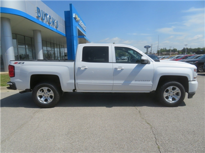 2018 Silverado 1500 Crew Cab 4x4,  Pickup #C1793 - photo 3