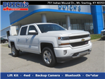2018 Silverado 1500 Crew Cab 4x4,  Pickup #C1793 - photo 1