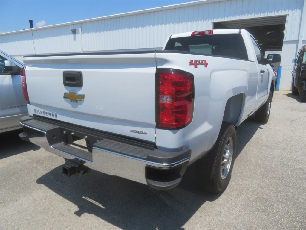 2018 Silverado 2500 Regular Cab 4x4,  Pickup #C1824 - photo 2