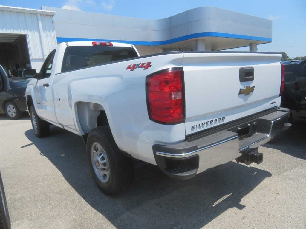 2018 Silverado 2500 Regular Cab 4x4,  Pickup #C1824 - photo 4