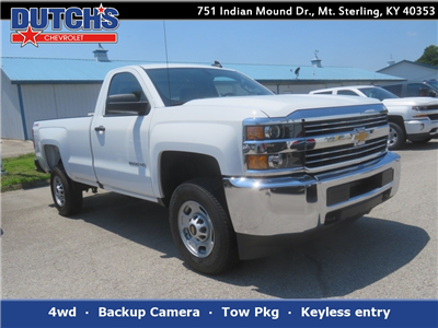 2018 Silverado 2500 Regular Cab 4x4,  Pickup #C1824 - photo 1