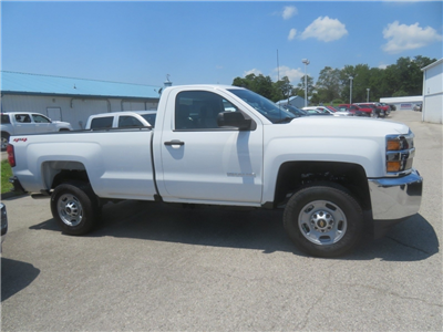2018 Silverado 2500 Regular Cab 4x4,  Pickup #C1824 - photo 3