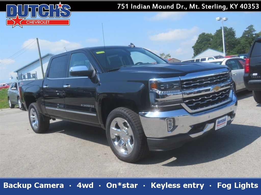 2018 Silverado 1500 Crew Cab 4x4,  Pickup #C1844 - photo 1