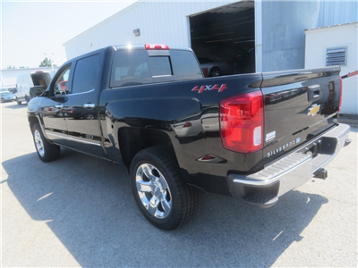 2018 Silverado 1500 Crew Cab 4x4,  Pickup #C1844 - photo 4