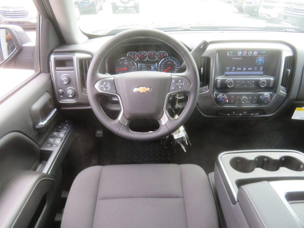 2018 Silverado 1500 Crew Cab 4x4,  Pickup #C1855 - photo 10