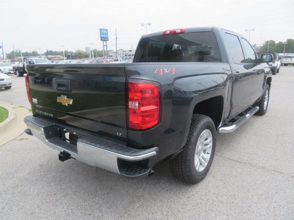 2018 Silverado 1500 Crew Cab 4x4,  Pickup #C1855 - photo 2