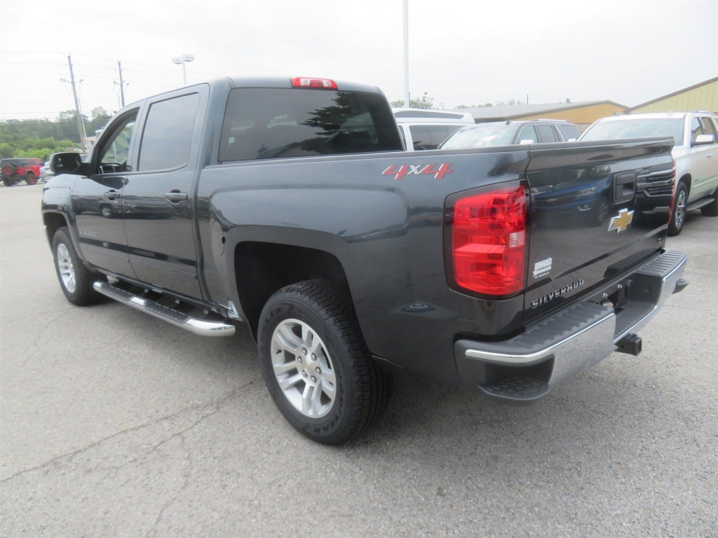 2018 Silverado 1500 Crew Cab 4x4,  Pickup #C1855 - photo 5