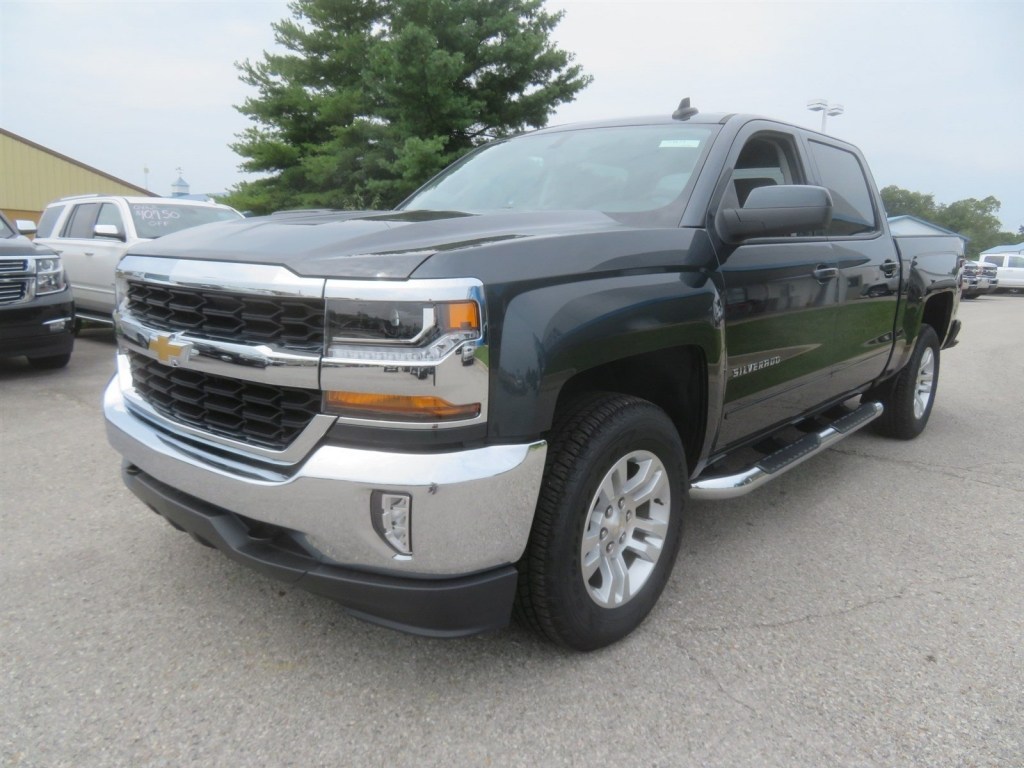 2018 Silverado 1500 Crew Cab 4x4,  Pickup #C1855 - photo 4