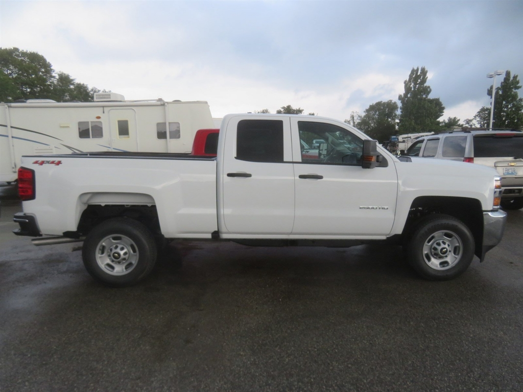 2019 Silverado 2500 Double Cab 4x4,  Pickup #C1873 - photo 3