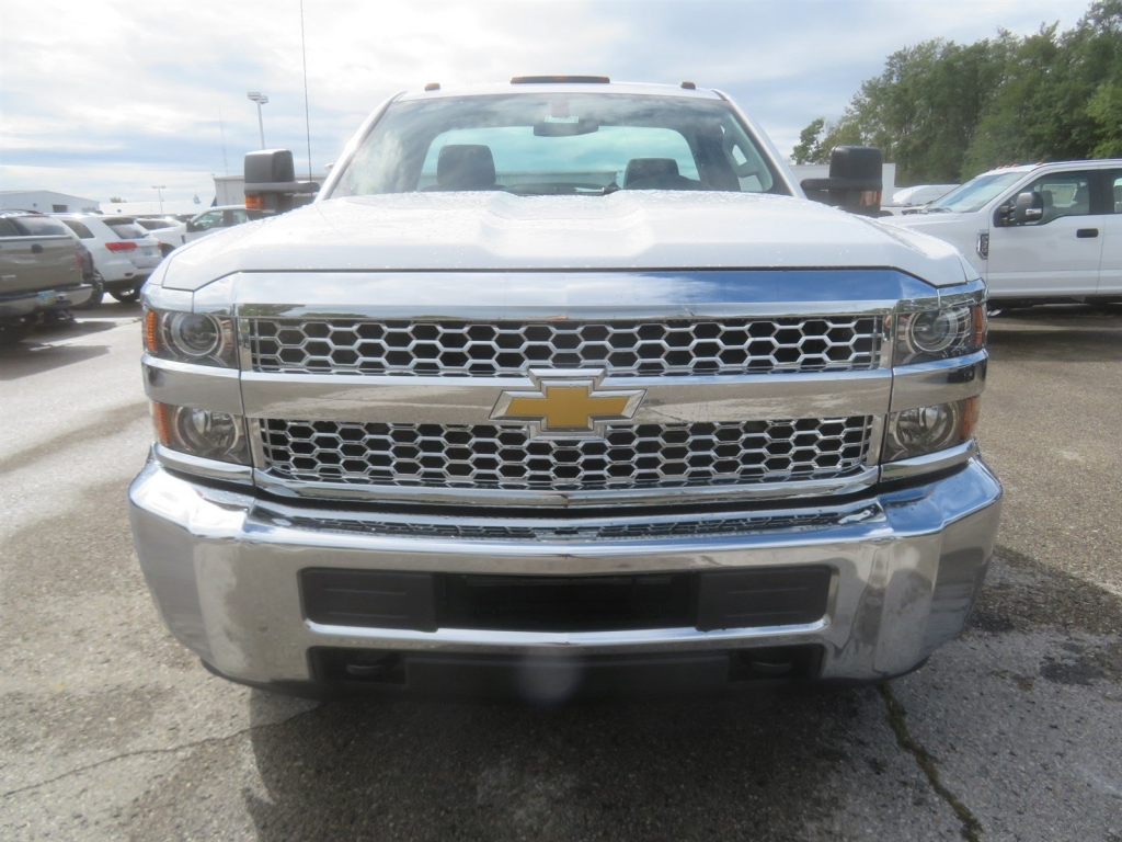 2019 Silverado 3500 Regular Cab 4x4,  Cab Chassis #C1905 - photo 5