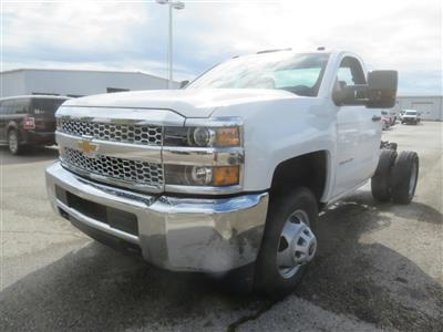 2019 Silverado 3500 Regular Cab 4x4,  Cab Chassis #C1905 - photo 1