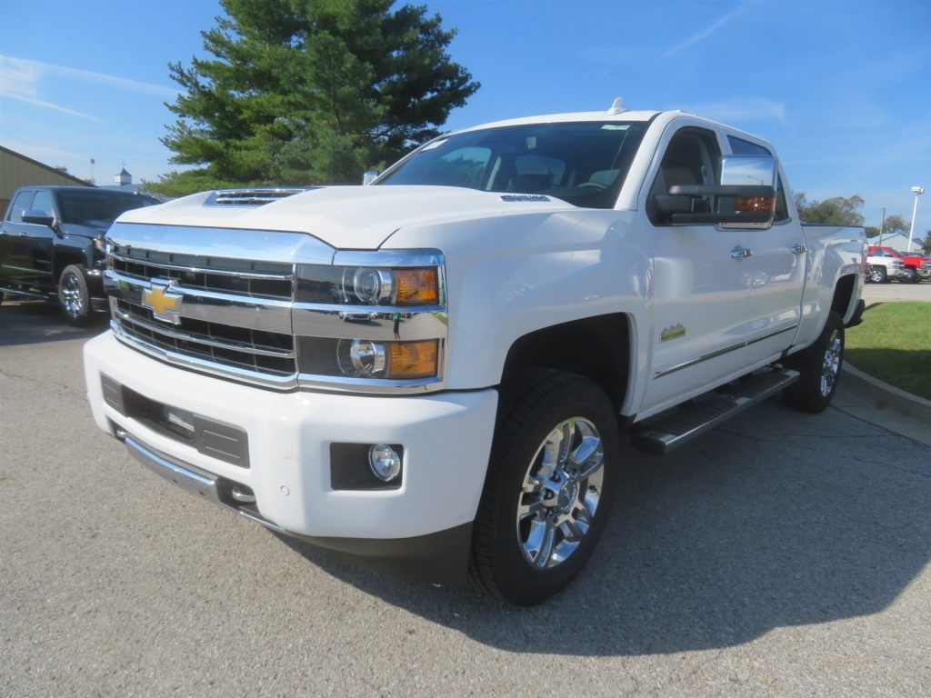 2019 Silverado 2500 Crew Cab 4x4,  Pickup #C1910 - photo 5