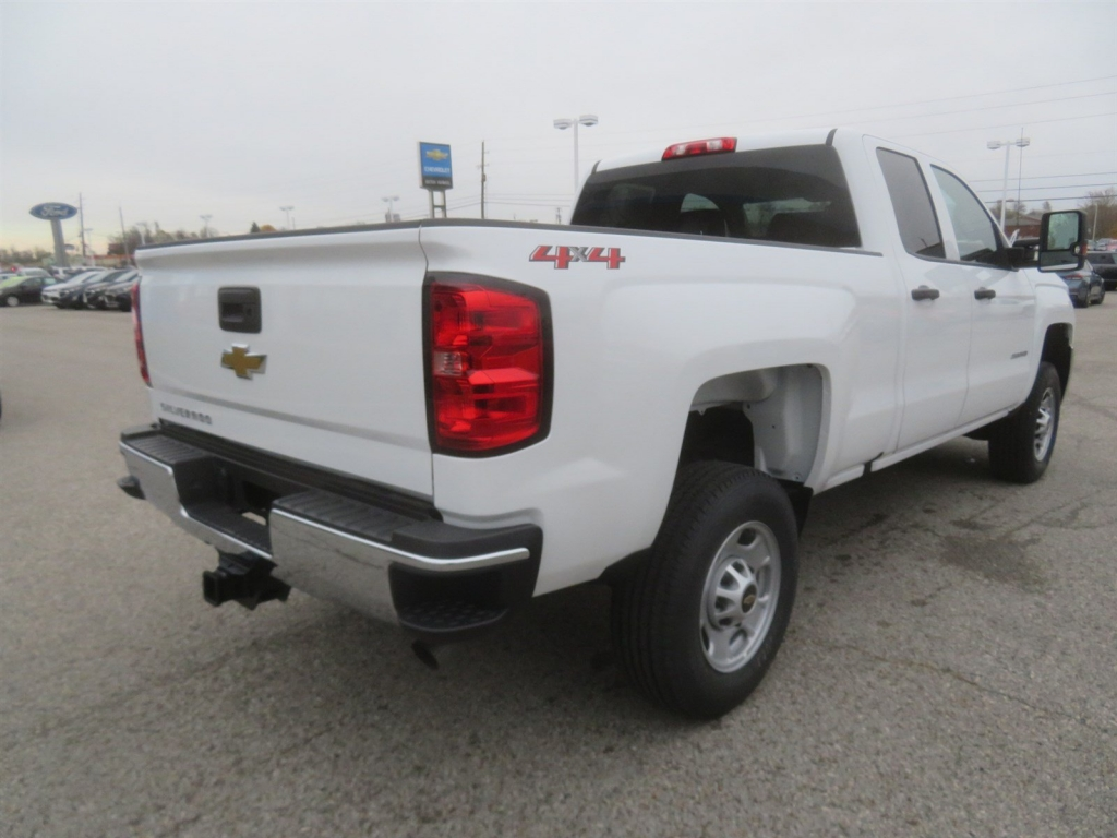 2019 Silverado 2500 Double Cab 4x4,  Pickup #C1915 - photo 2