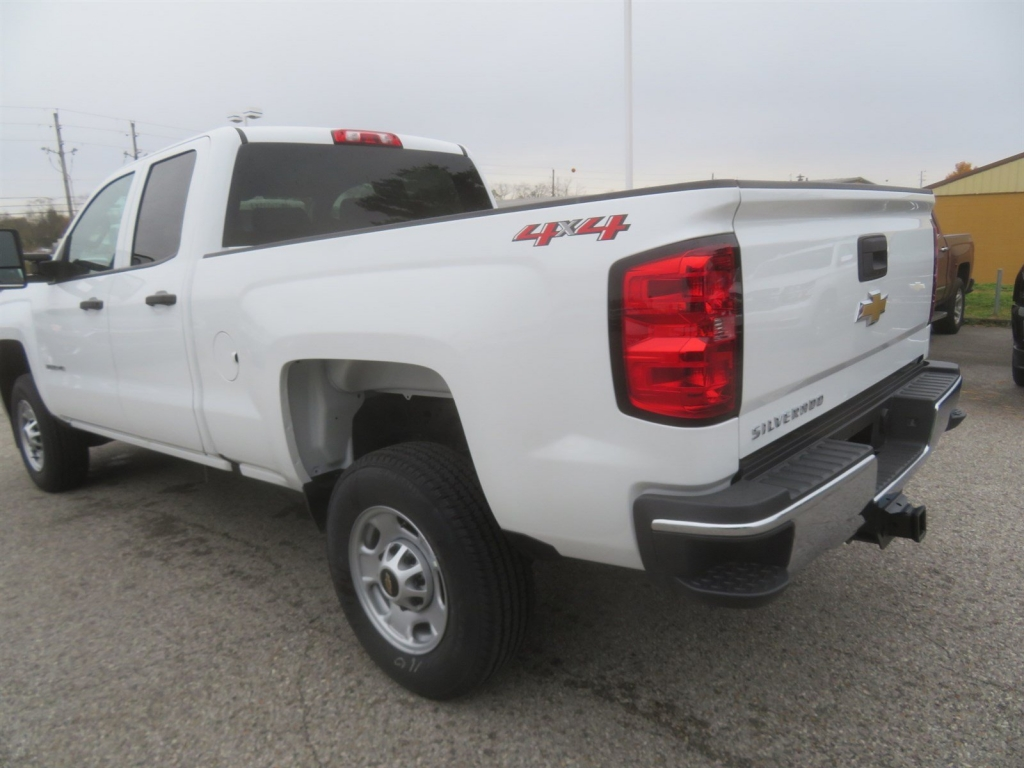 2019 Silverado 2500 Double Cab 4x4,  Pickup #C1915 - photo 3