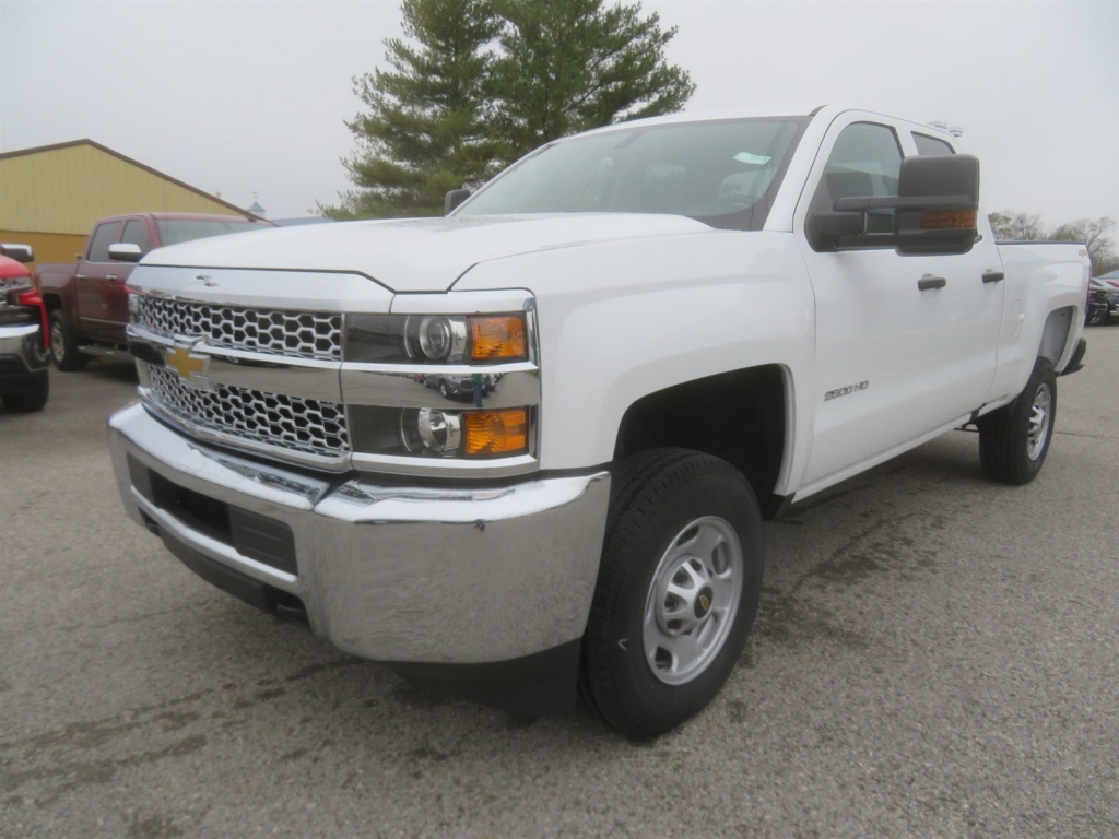 2019 Silverado 2500 Double Cab 4x4,  Pickup #C1915 - photo 4