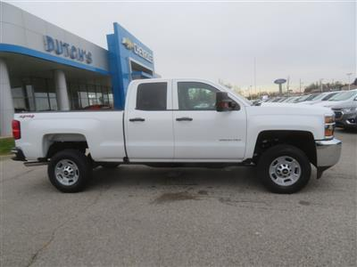 2019 Silverado 2500 Double Cab 4x4,  Pickup #C1915 - photo 1