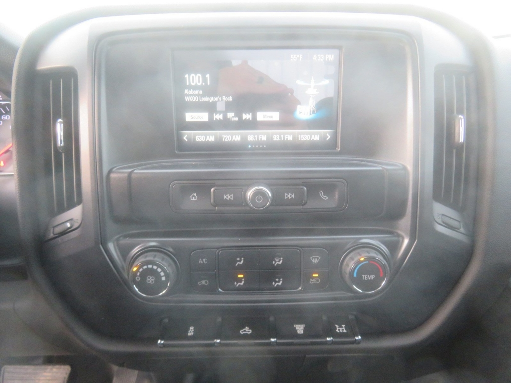 2019 Silverado 3500 Regular Cab DRW 4x4,  Cab Chassis #C2010 - photo 8