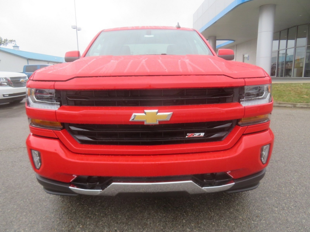 2018 Silverado 1500 Crew Cab 4x4,  Pickup #C2021 - photo 5