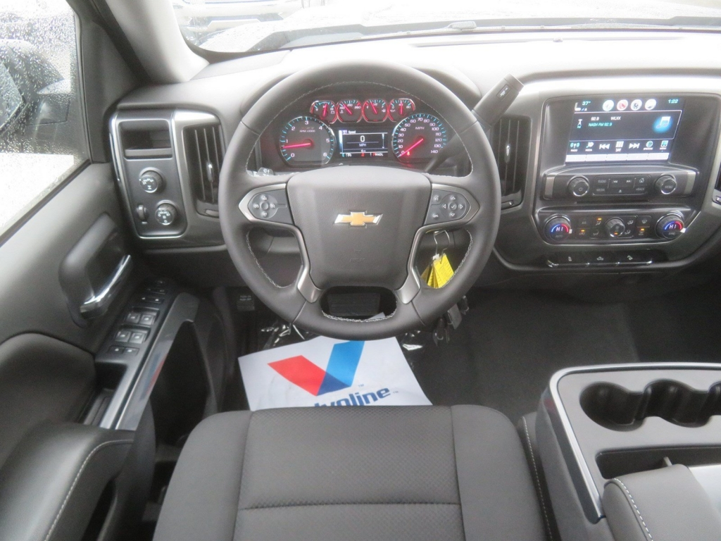 2018 Silverado 1500 Crew Cab 4x4,  Pickup #C2023 - photo 9