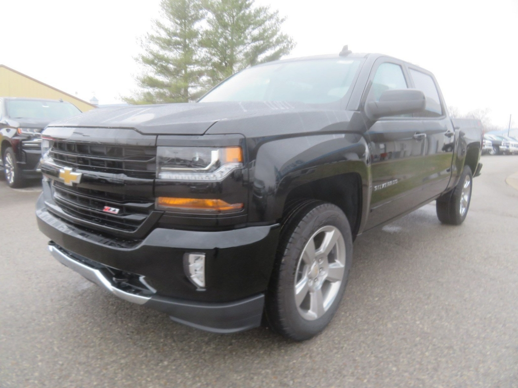 2018 Silverado 1500 Crew Cab 4x4,  Pickup #C2023 - photo 4