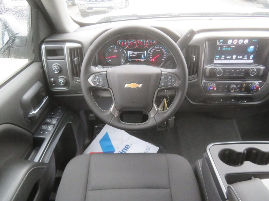 2018 Silverado 1500 Crew Cab 4x4,  Pickup #C2028 - photo 9
