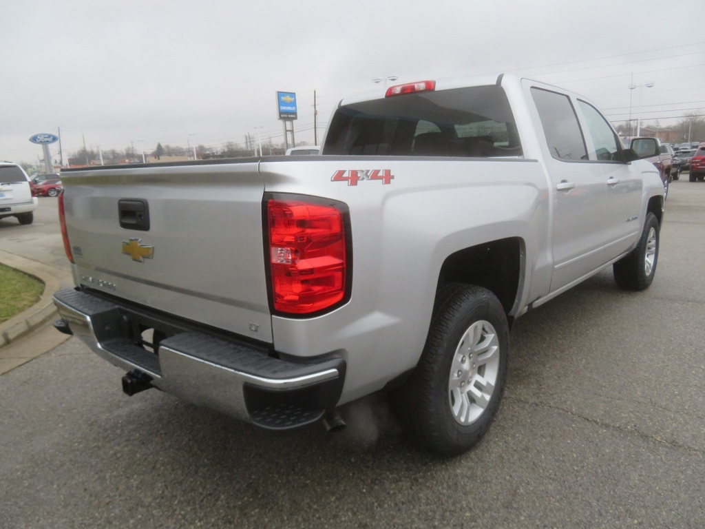 2018 Silverado 1500 Crew Cab 4x4,  Pickup #C2028 - photo 2