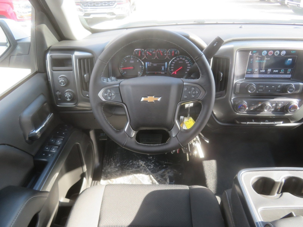 2018 Silverado 1500 Crew Cab 4x4,  Pickup #C2029 - photo 9